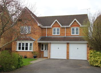 Thumbnail 5 bed detached house for sale in Frogwell Park, Chippenham