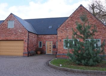 Thumbnail 5 bed detached house for sale in Park Lane, Bonehill, Tamworth
