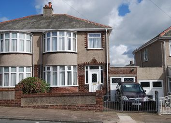 Thumbnail 3 bed semi-detached house for sale in Victoria Avenue, Barrow-In-Furness, Cumbria