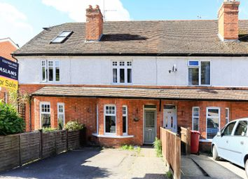 Thumbnail 2 bed terraced house for sale in Hemdean Road, Caversham, Reading