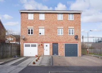 Thumbnail 4 bed semi-detached house for sale in Brodie Grove, Baillieston, Glasgow, Lanarkshire