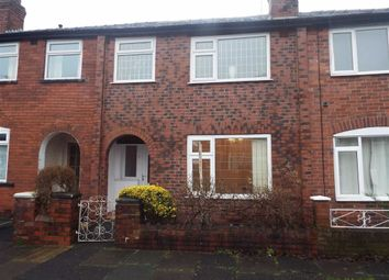 Thumbnail 3 bedroom terraced house for sale in Merton Road, Prestwich, Manchester