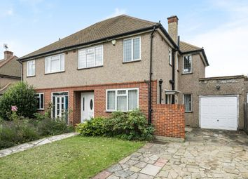 Thumbnail 3 bed semi-detached house for sale in Birdham Close, Bromley
