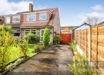 Thumbnail 3 bed semi-detached house for sale in Orkney Drive, Davyhulme