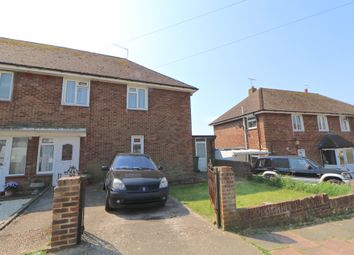 Thumbnail 3 bed semi-detached house for sale in Edmonton Road, Bexhill-On-Sea, East Sussex