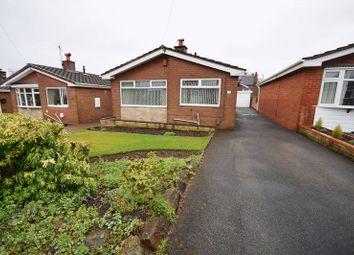 Thumbnail 2 bed detached bungalow for sale in Sunningdale Close, Burslem, Stoke-On-Trent