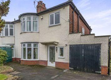 Thumbnail 3 bedroom semi-detached house for sale in Hugh Barn Lane, New Longton, Preston