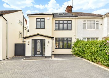 Thumbnail 5 bed semi-detached house for sale in Pinner Park Avenue, Harrow, Middlesex