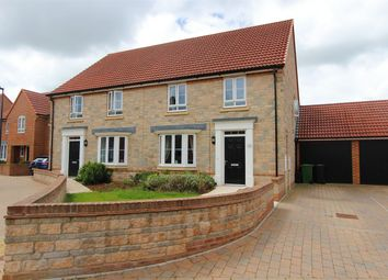 Wainblade Court, Yate, South Gloucestershire BS37. 4 bed semi-detached house