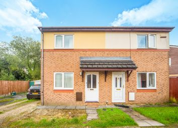 Thumbnail 2 bed semi-detached house for sale in Heol Ty Crwn, Caerphilly