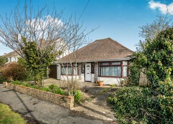 Thumbnail 4 bed detached bungalow for sale in Greystone Avenue, Bognor Regis