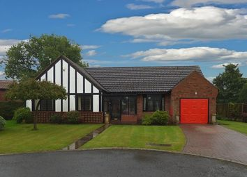 Thumbnail 3 bed detached bungalow to rent in Fairfield Croft, Epworth, Doncaster