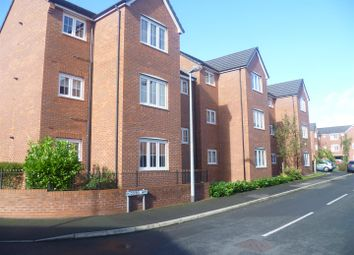 Thumbnail 2 bed flat to rent in Corbel Way, Eccles, Manchester