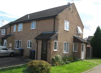 Thumbnail 1 bed end terrace house to rent in 21 Sheen Close, Salisbury, Wiltshire