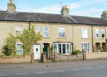 Thumbnail 2 bedroom terraced house for sale in Bury Road, Thetford