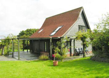 Thumbnail 2 bedroom barn conversion to rent in The Street, Cretingham, Woodbridge