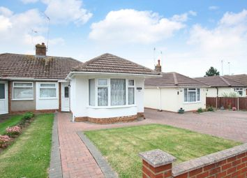 Thumbnail 2 bed semi-detached bungalow for sale in Barton Road, Canterbury