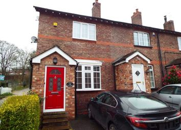 Thumbnail 2 bed end terrace house for sale in Ladyfield Street, Wilmslow, Cheshire