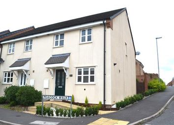Thumbnail 3 bed semi-detached house to rent in Peacock Walk, Wolstanton, Newcastle-Under-Lyme