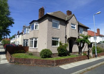 Thumbnail 3 bed semi-detached house for sale in Moor Drive, Crosby, Liverpool