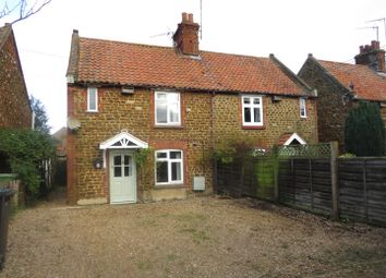 Thumbnail 3 bed property for sale in New Row, Heacham, King's Lynn