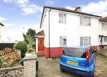 Thumbnail 4 bed semi-detached house for sale in Marsham Close, Chislehurst, Kent