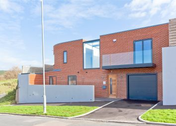 Thumbnail 4 bed detached house for sale in Cliff Approach, Brighton