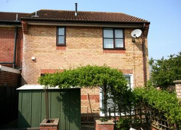 Thumbnail 1 bed semi-detached house to rent in Japonica Close, Bridgwater