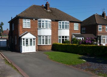 Thumbnail 3 bed semi-detached house to rent in Loughborough Road, Birstall, Leicester