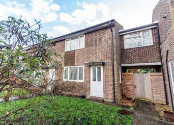 Thumbnail 2 bed end terrace house for sale in Tadcroft Walk, Calcot, Reading