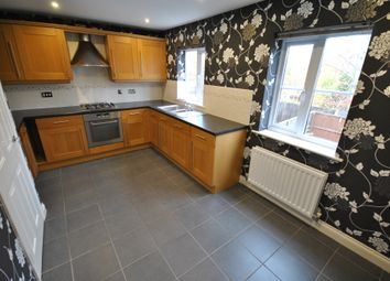 Thumbnail 3 bed town house for sale in Sargeson Road, Armthorpe, Doncaster
