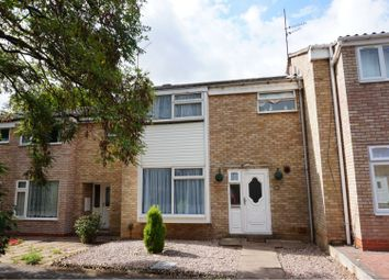 Thumbnail 3 bed terraced house for sale in Eastwood Close, Leamington Spa