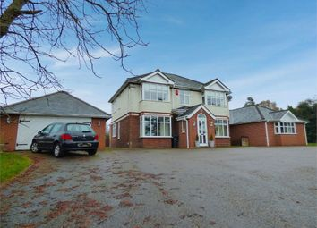 Thumbnail 5 bed detached house for sale in Northop Road, Flint Mountain, Flint