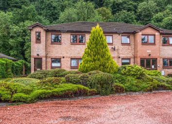 Thumbnail 2 bed flat for sale in Abbey Craig Court, Stirling