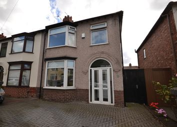 Thumbnail 3 bed semi-detached house for sale in Pinehurst Avenue, Waterloo, Liverpool