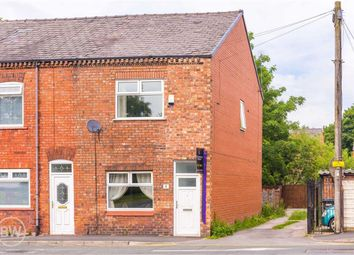 Thumbnail 2 bed end terrace house for sale in Lovers Lane, Atherton, Manchester