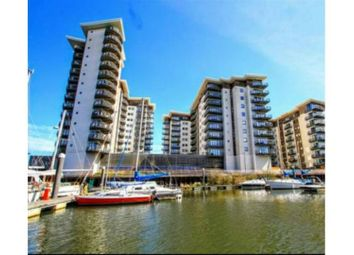 Thumbnail 2 bed flat for sale in Victoria Wharf, Cardiff