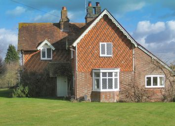 Thumbnail 3 bedroom detached house for sale in Brick Kiln Lane, Horsmonden, Tonbridge