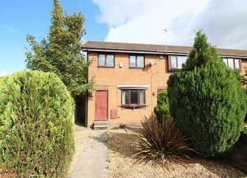 Thumbnail 3 bedroom mews house for sale in Walshaw Road, Walshaw, Bury