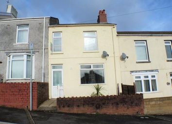 Thumbnail 3 bed terraced house for sale in Pwll Street, Landore, Swansea