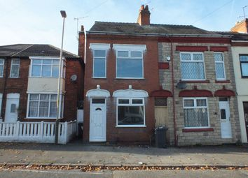 Thumbnail 3 bed terraced house for sale in Ireton Road, Off Gipsy Lane, Leicester