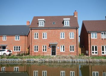 Thumbnail 5 bedroom detached house for sale in Provis Wharf, Aylesbury