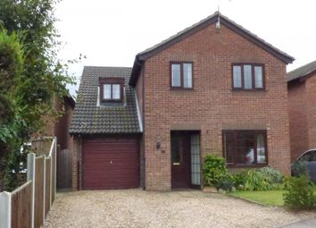 Thumbnail 4 bed detached house for sale in All Saints Road, Poringland, Norwich