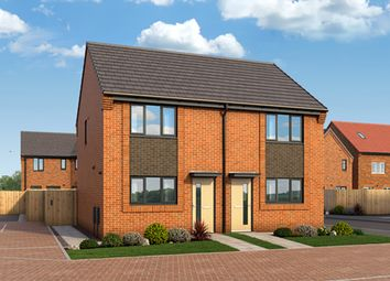 """Thumbnail 2 bed property for sale in """"The Haxby"""" at Woodford Lane West, Winsford"""
