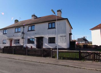 Thumbnail 2 bedroom flat for sale in Somerville Road, Leven