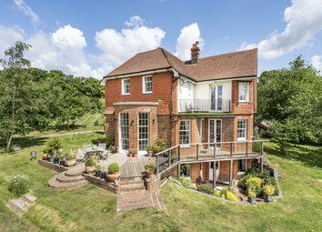 Thumbnail 4 bedroom detached house for sale in Cowden Hall Lane, Vines Cross, Heathfield