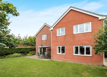 Thumbnail 5 bedroom detached house for sale in Cross Street, Hoxne, Eye