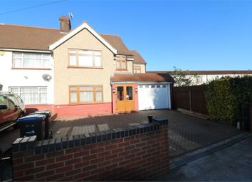 Thumbnail 4 bedroom end terrace house to rent in Bullsmoor Lane, Enfield, Greater London