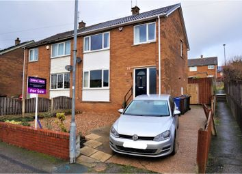 Thumbnail 3 bed semi-detached house for sale in Springwood Road, Hoyland Barnsley