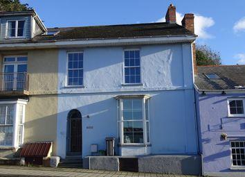 Thumbnail 4 bed terraced house for sale in Barnstaple Street, Bideford